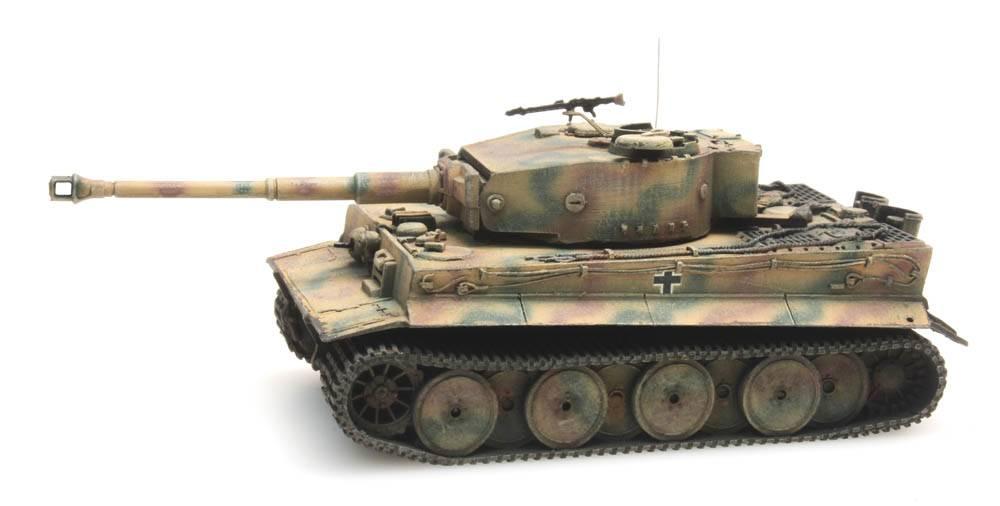 Tiger I 1943, Camo