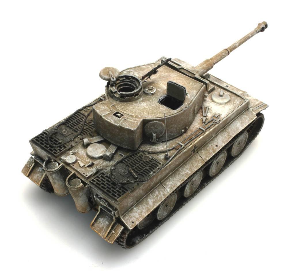 Artitec 387.102-WY H0 Panzer WM Tiger I 1943 Wintertarnung