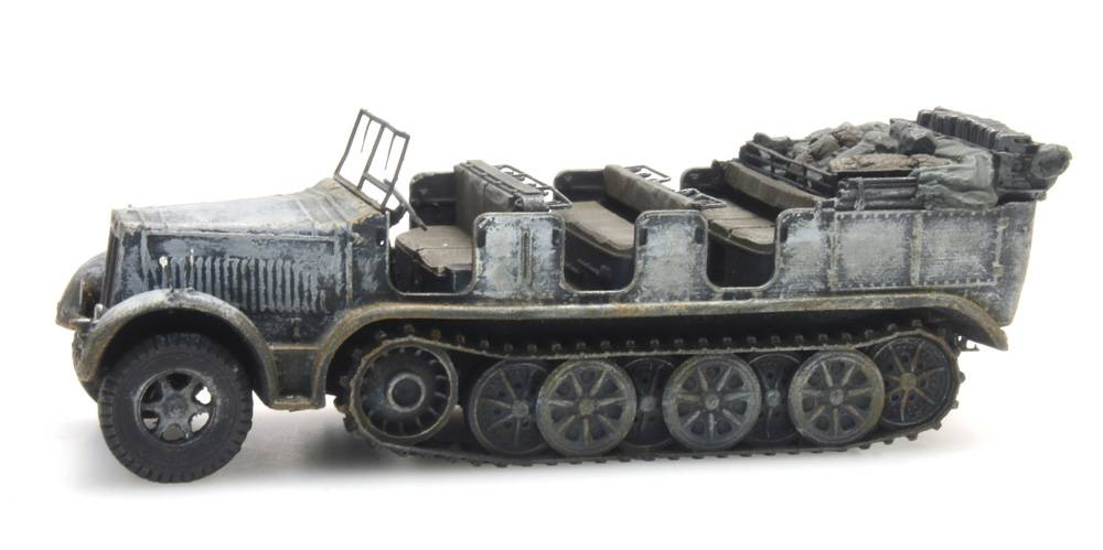 Sd.Kfz 7 Zugkraftwagen 8t Winter