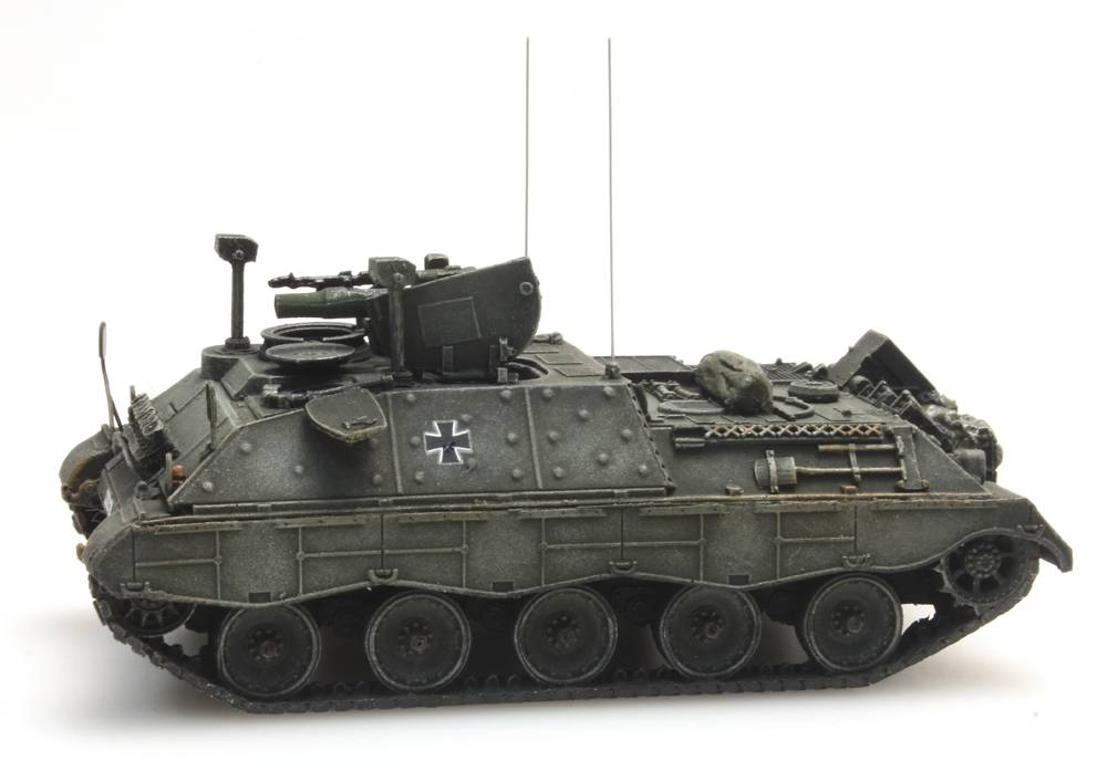 Jaguar 2 Bundeswehr 1:87 kit