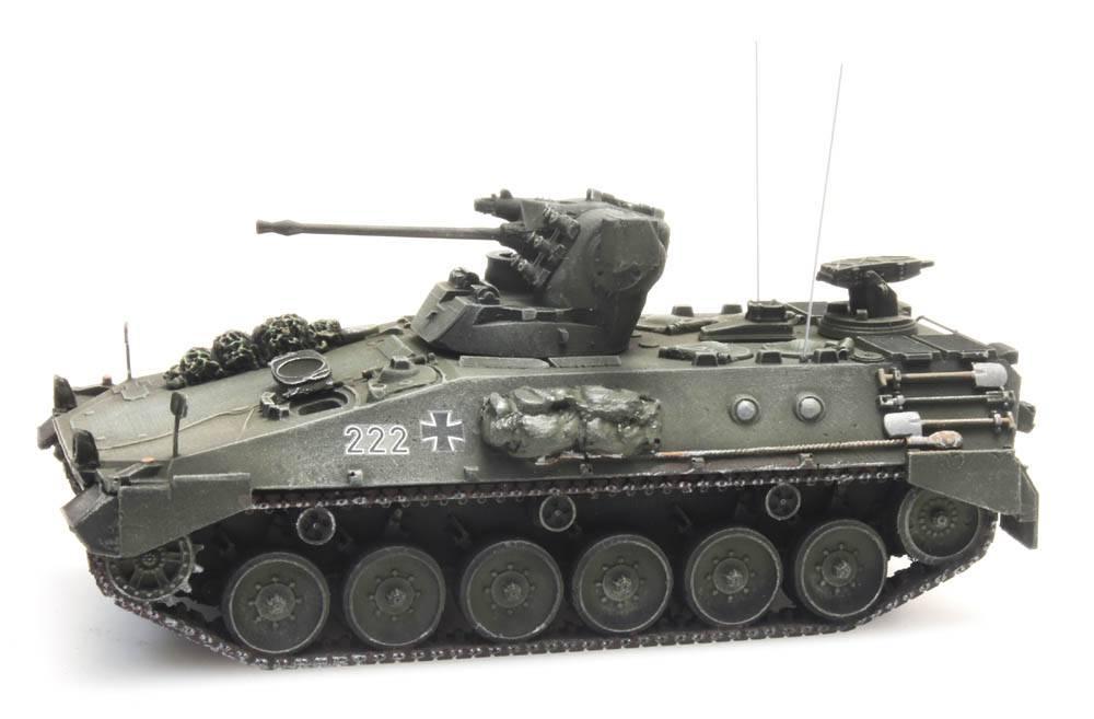Marder 1 Gelboliv, Bundeswehr