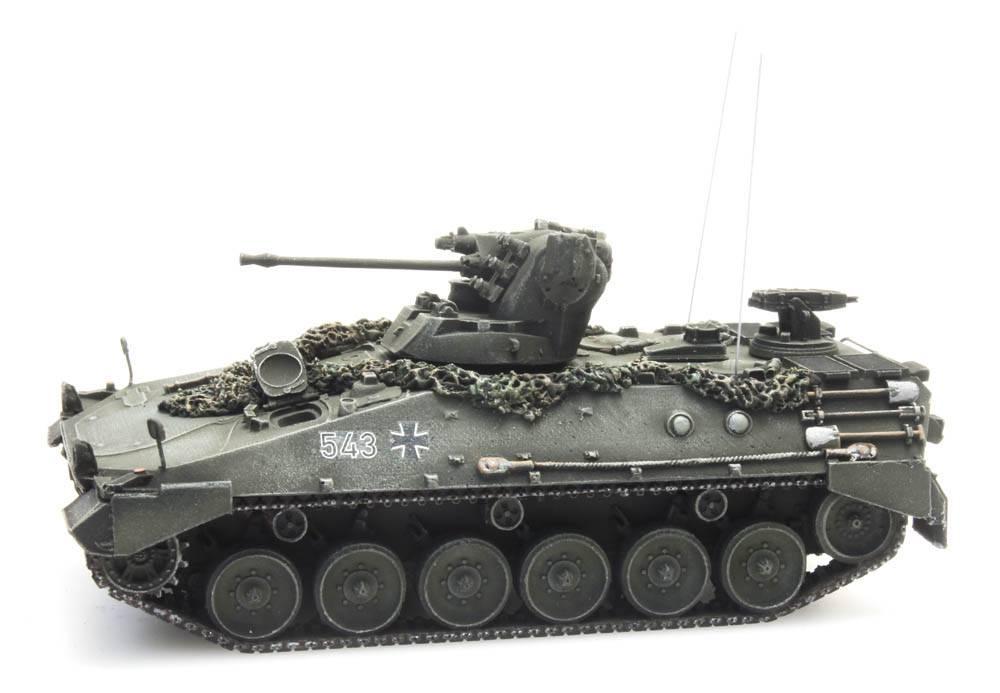 Marder 1 Gefechtsklar Gelboliv Bundeswehr