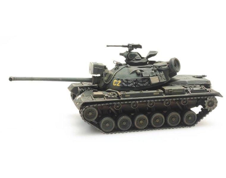 M48 A2 Gevechtsklaar Vietnamoorlog