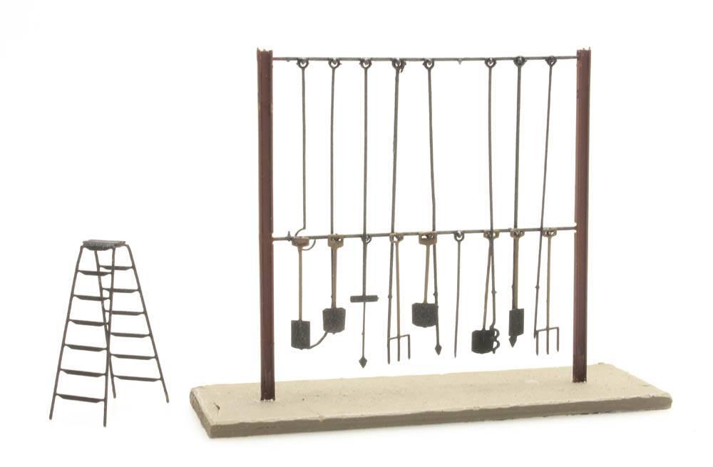Tool rack, 1:87 Ready-made