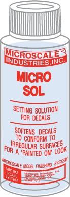 Microscale Micro Sol - 30 ml fles