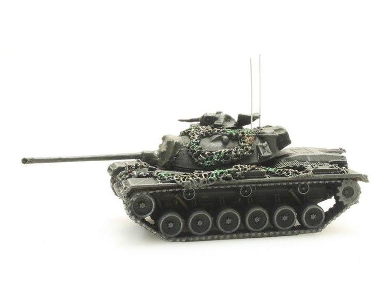 M48A2 Gefechtsklar Gelboliv Bundeswehr