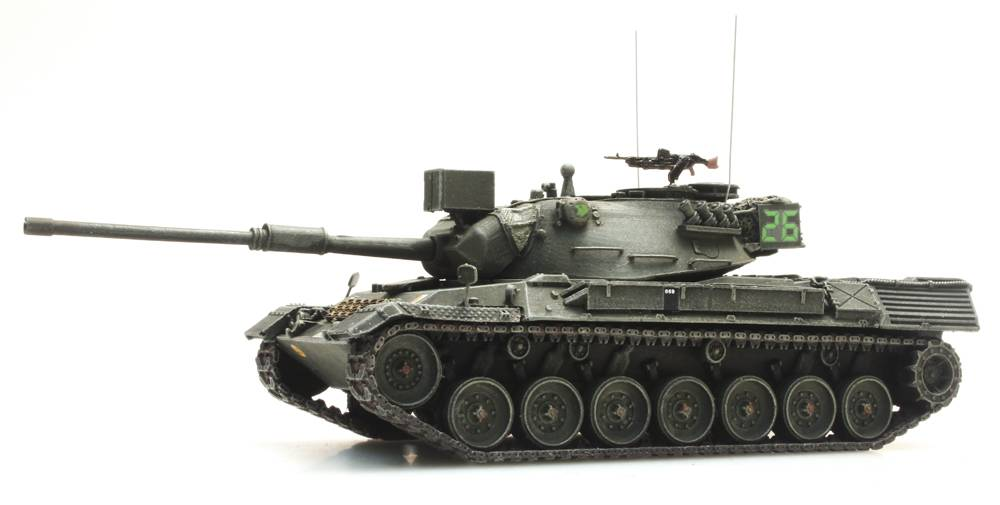 Belgisch Leger Resin Bausatz Neu Artitec 1870017-1//87 Leopard 1
