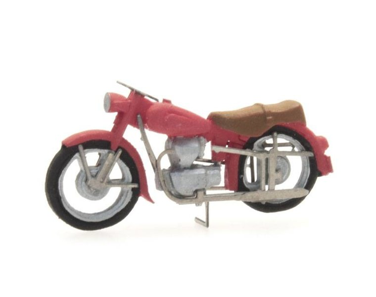 BMW R25 Civil red