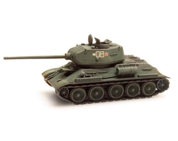 T34-85 Red Army