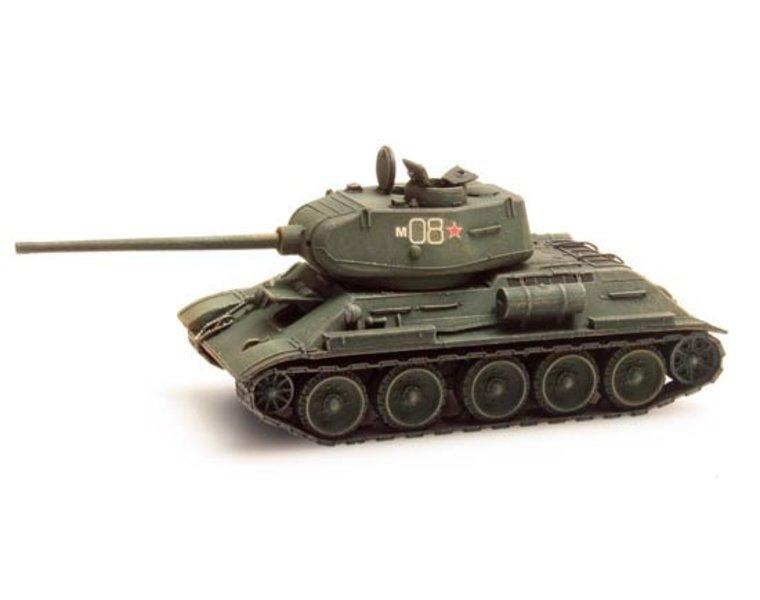 T34-85, Russische leger