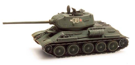 T34-85 Sowjetische Armee