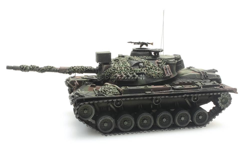 M48 A2GA2 NAVO-camouflage gevechtsklaar