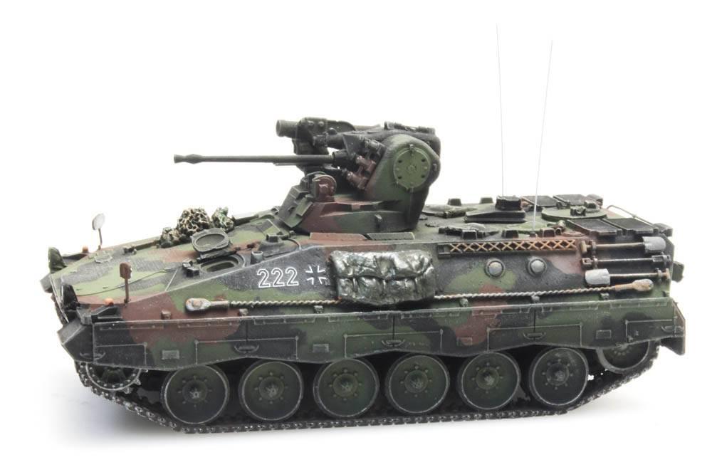 Schützenpanzer Marder 1A2 Flecktarnung
