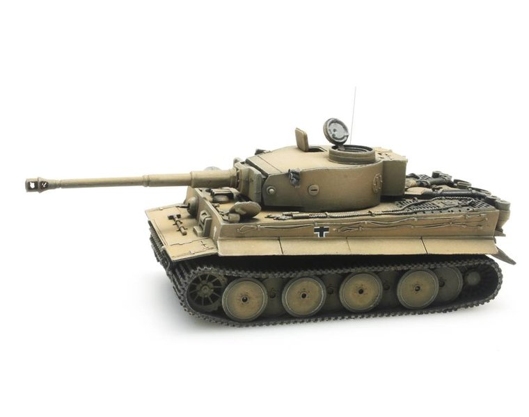 Tiger I Früh Afrikakorps