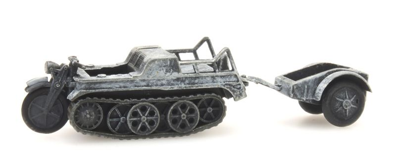SdKfz 2 Kettenkrad Winter