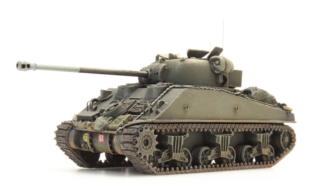 Sherman Firefly Vc, 1:87 Bausatz