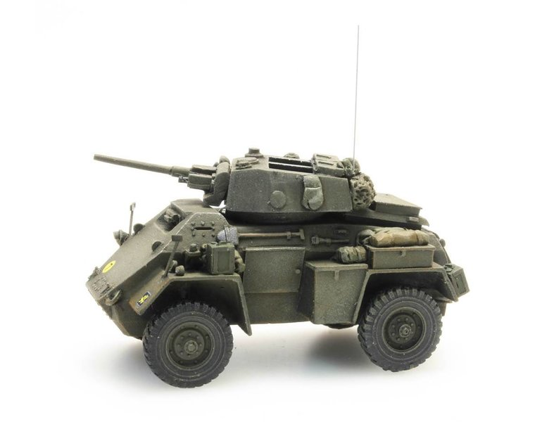 Humber armoured car Mk IV, 37 mm gun, UK