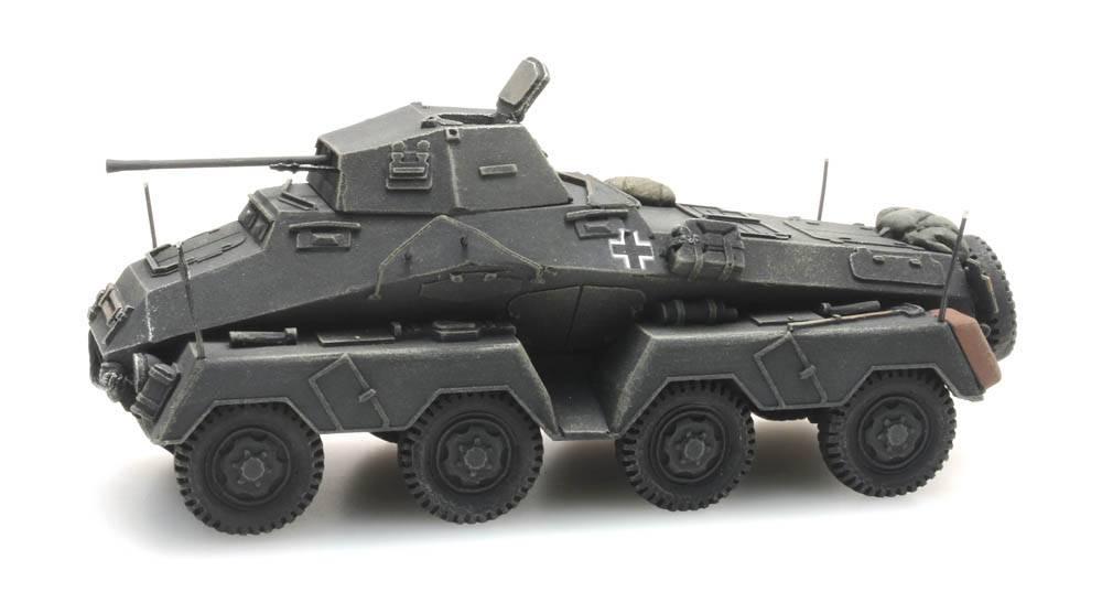 Sd.Kfz 231 8-Rad, 20mm grau