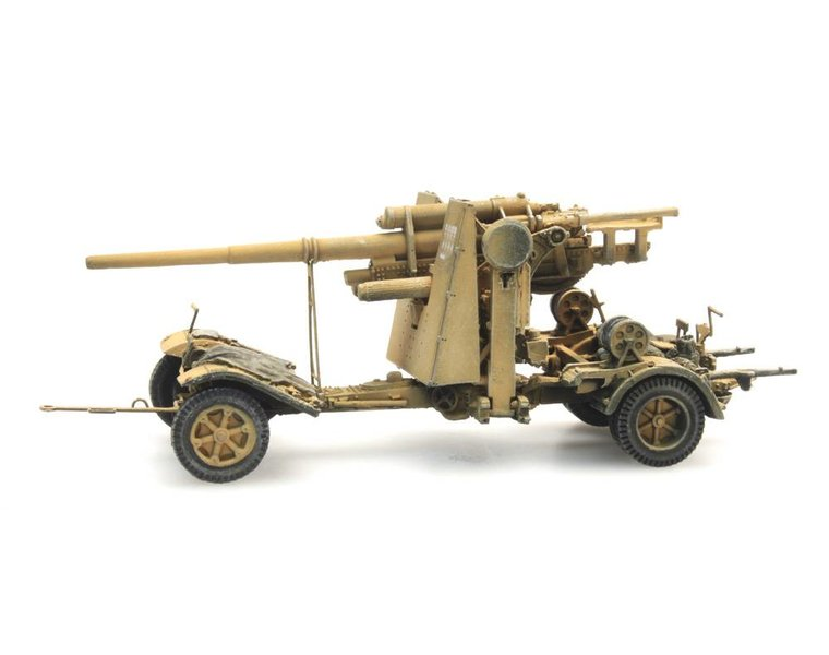 88mm Flak 18 yellow