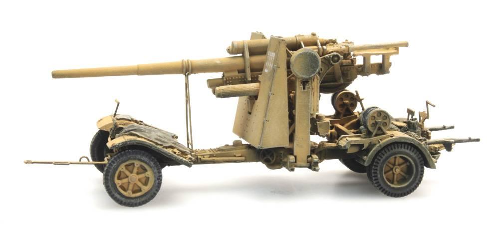 88mm Flak 18 yellow