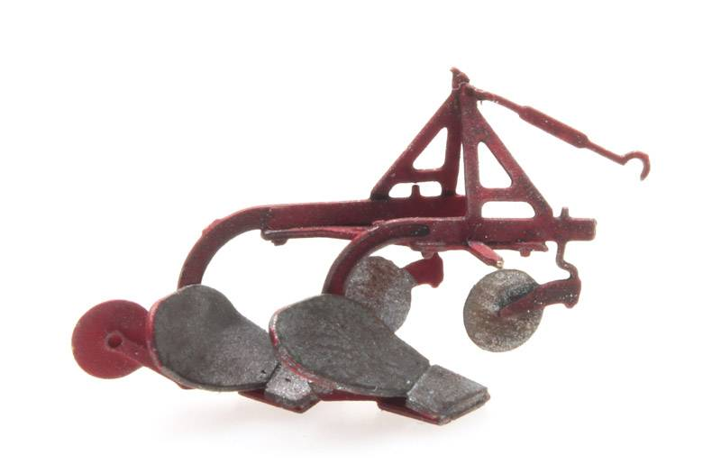 Plough red