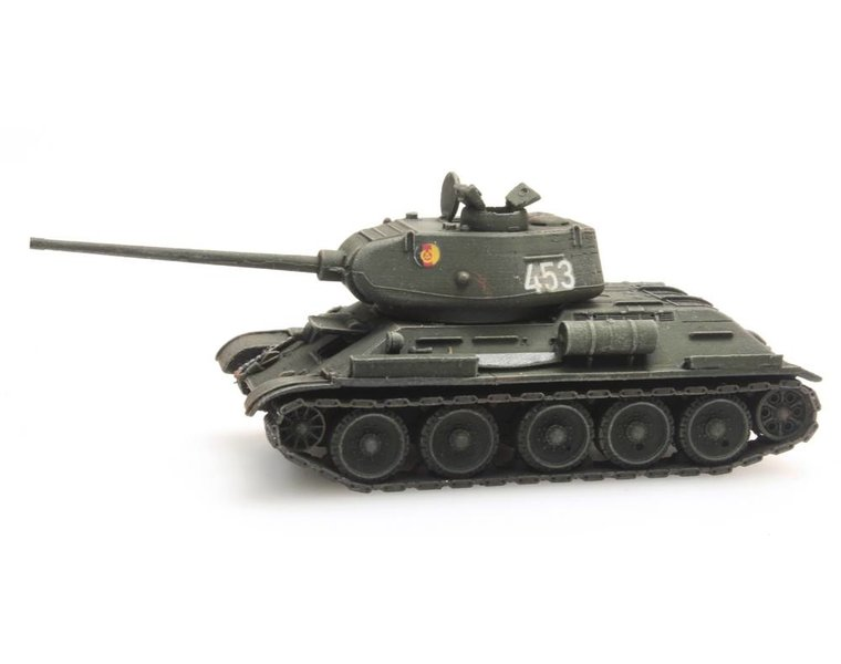 T34-85mm Gun Soviet Army/GDR