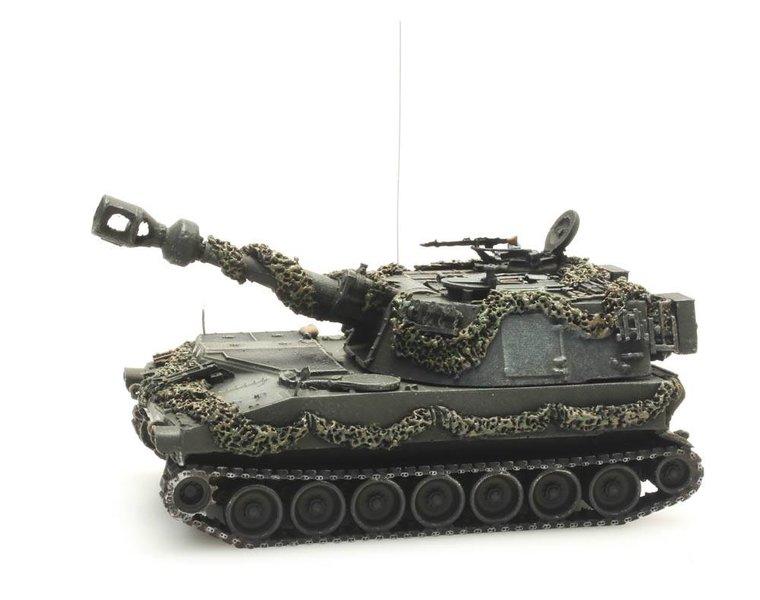 M109G Gefechtsklar