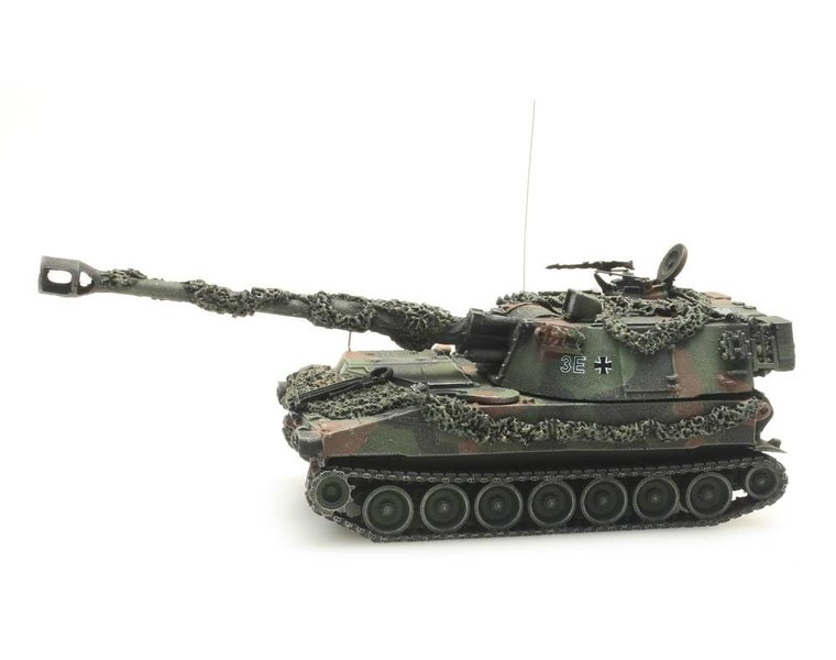 M109 A3G Flecktarnung gefechtsklar