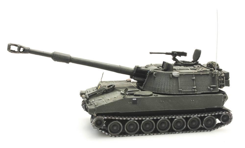 M109 A2, Belgische Defensie