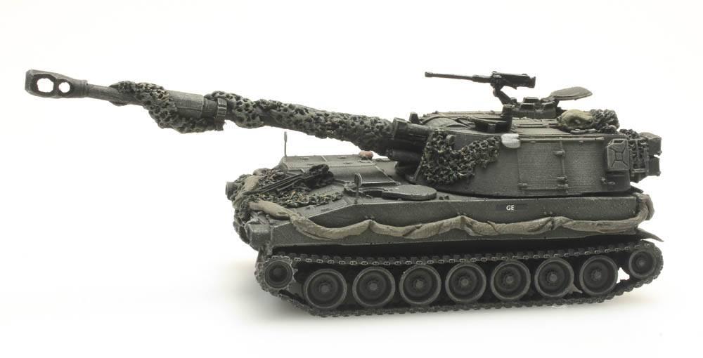 M109 A2 gevechtsklaar
