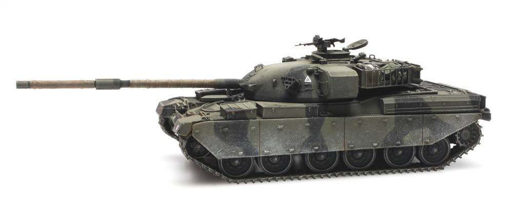 Chieftain Mk5 British Army