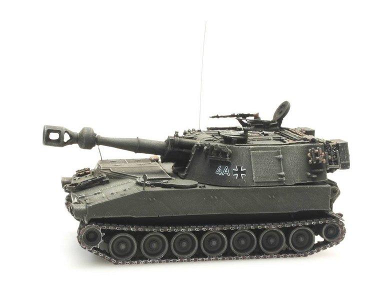 M109G, Bundeswehr