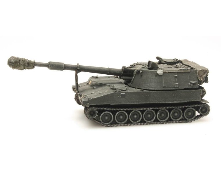 M109 A2 trainload