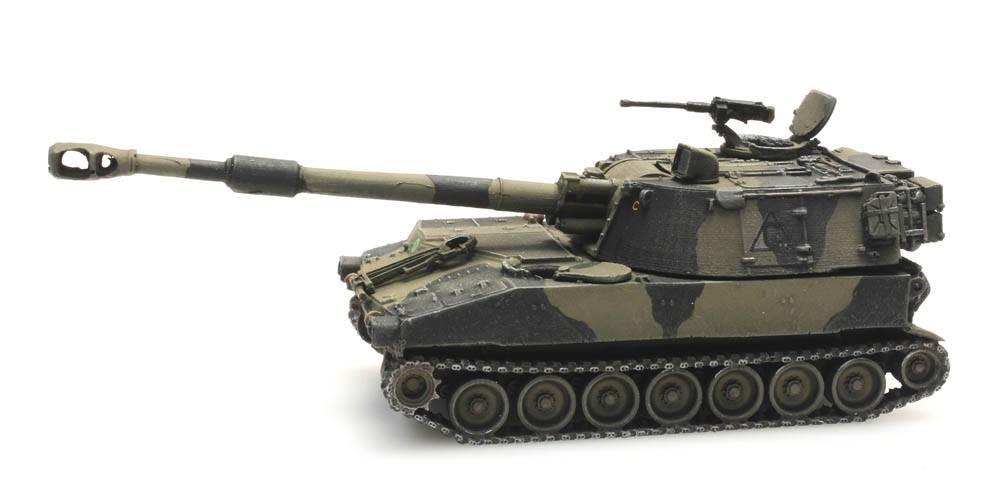 M109 A2 British Army