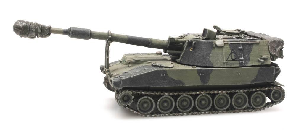 M109 A2 train load, British Army
