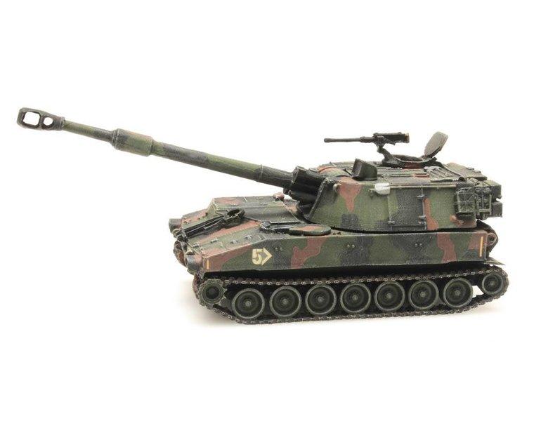 M109 A2 NATO camouflage