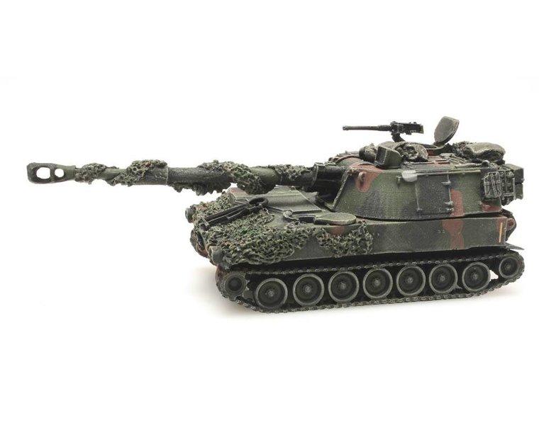 M109 A2 NATO Tarnung combat ready