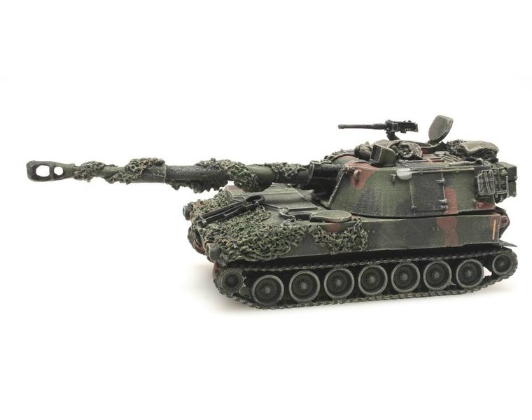 M109 A2 NAVO-camouflage combat ready