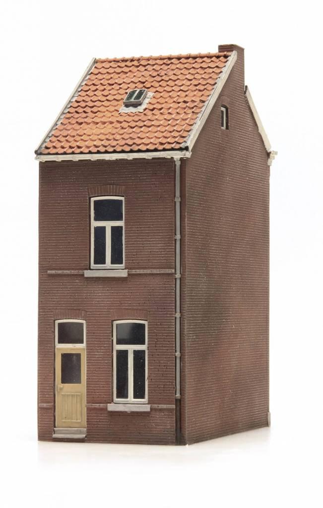 Belgian factory workers home