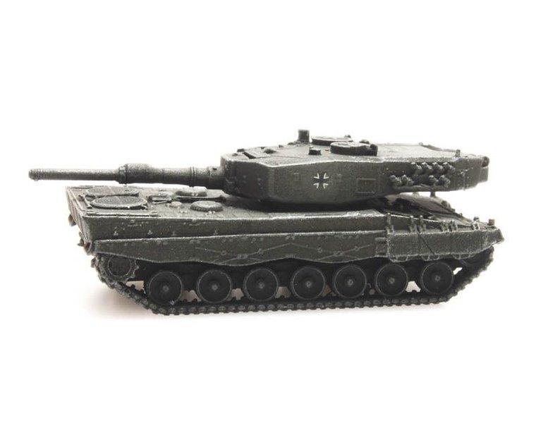 Leopard II A4 Bundeswehr Eisenbahntransport