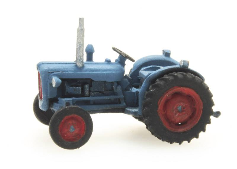 Tractor Ford Dexta blauw