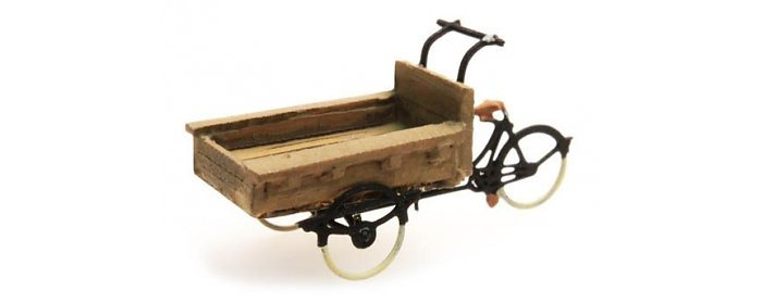 Bakfiets, 1:160, ready-made