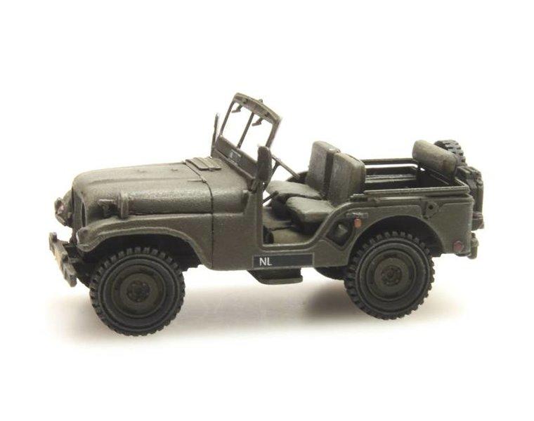 Nekaf Jeep