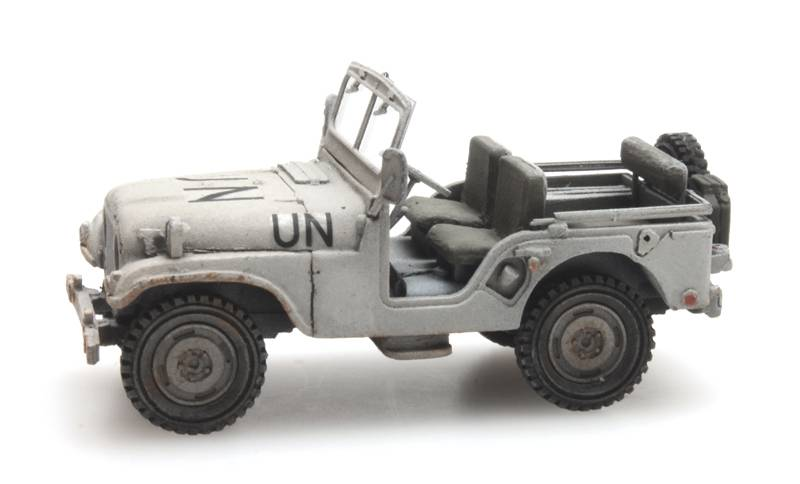 Nekaf Jeep UNIFIL