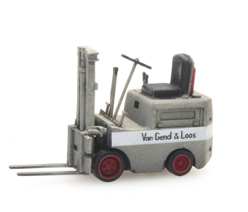 Forklift truck vG&L Gray