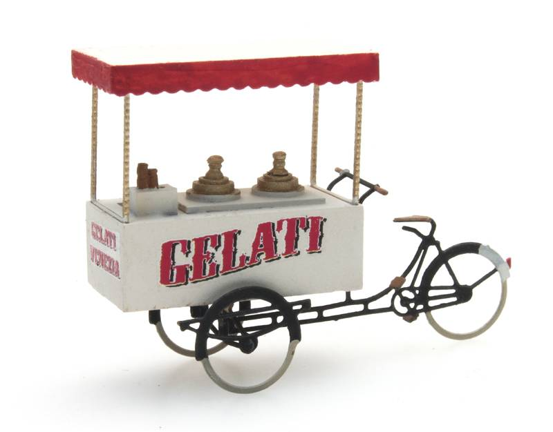 Lieferrad Gelati Venezia