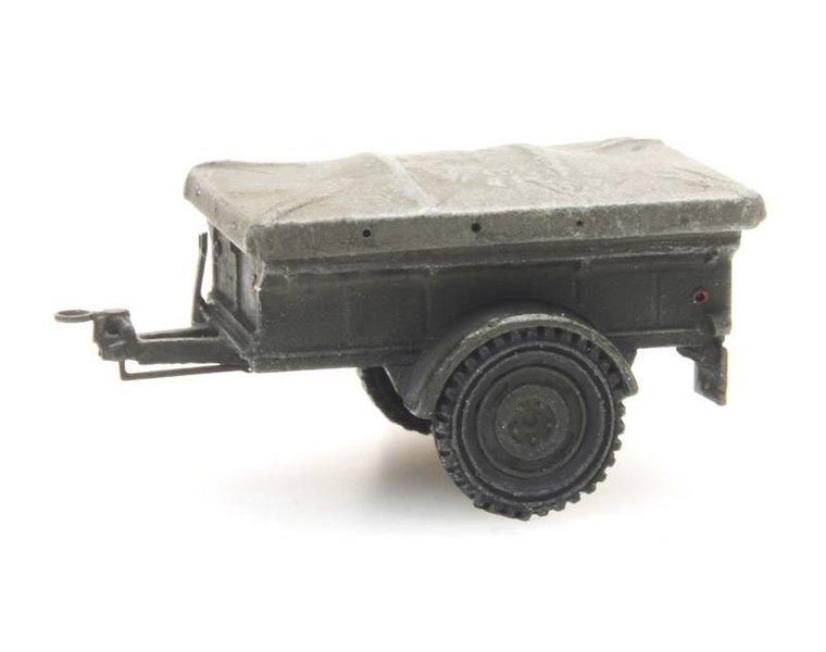 Anhänger Nekaf Jeep 1/4 ton