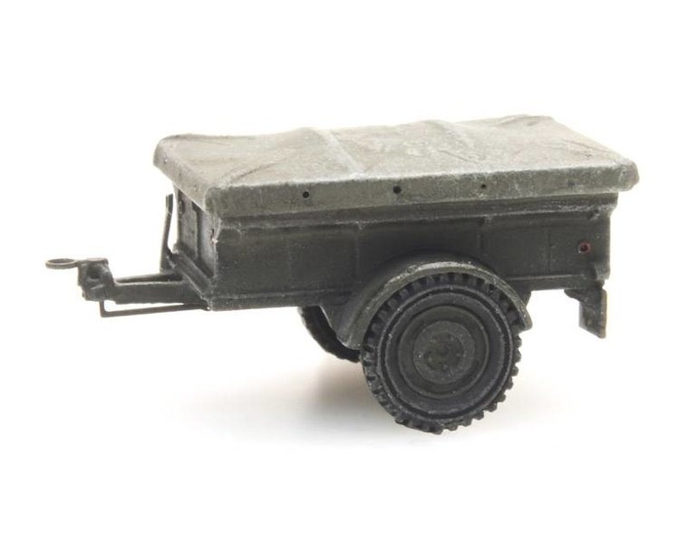 Trailer Nekaf Jeep 1/4 ton