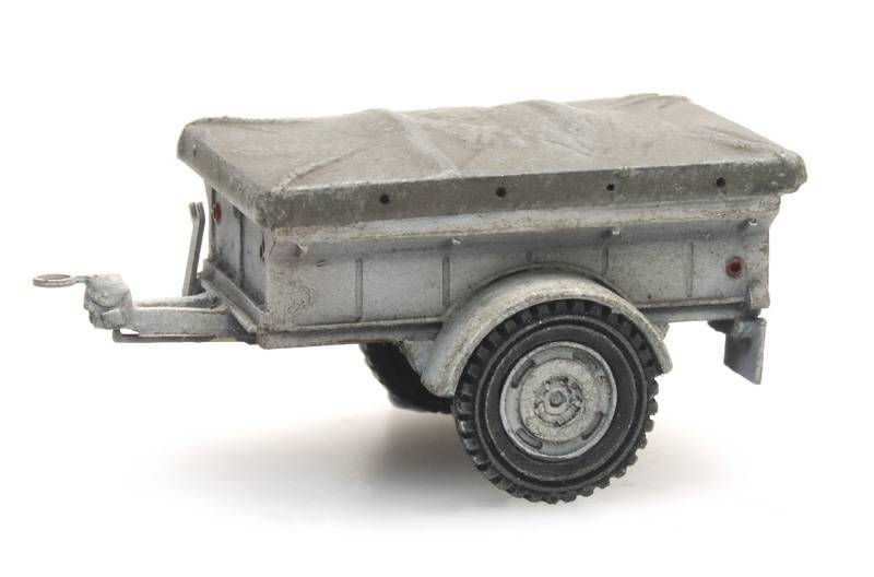 Trailer Nekaf 1/4 ton UNIFIL