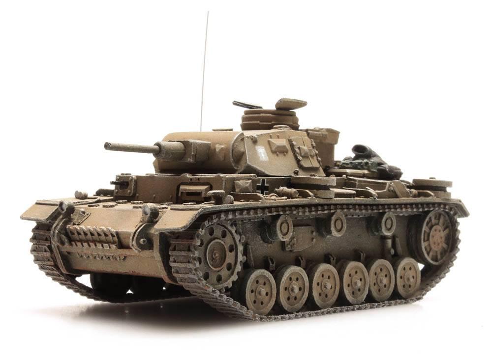 Pzkw III Ausf. G Deutsches Afrikakorps (DAK) K